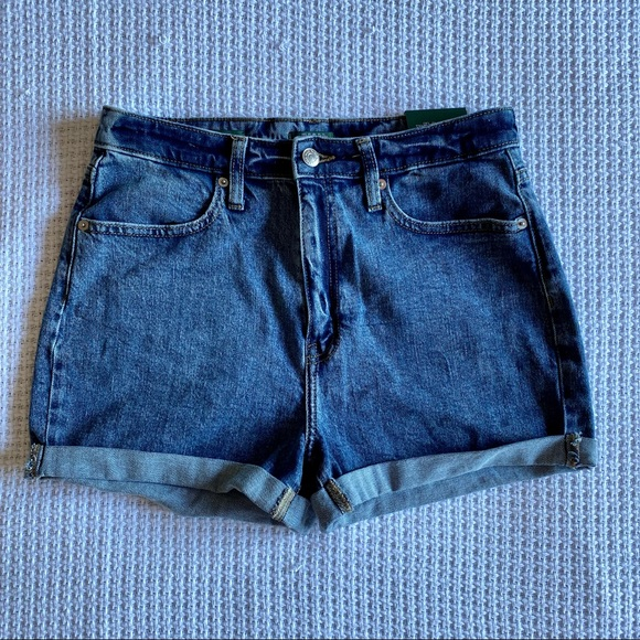 NWT Wild Fable Highest Rise Jean Shorts